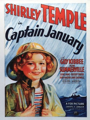 cover image of Captain January