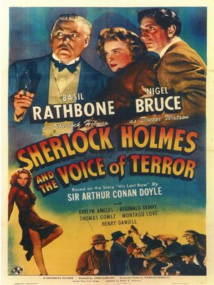 cover image of Sherlock Holmes And The Voice Of Terror