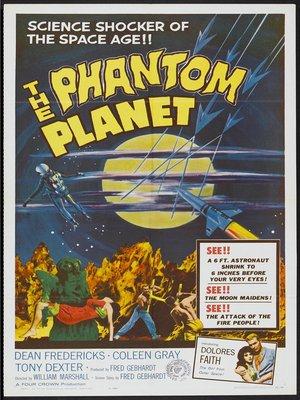 cover image of The Phantom Planet