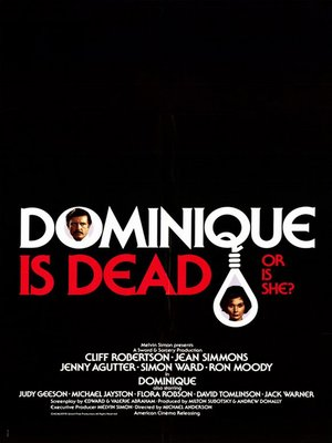 cover image of Dominique is Dead
