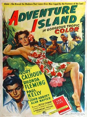 cover image of Adventure Island