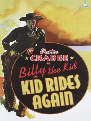 cover image of The Kid Rides Again