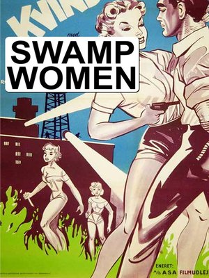 cover image of Swamp Women