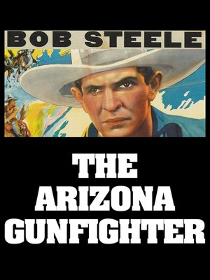 cover image of The Arizona Gunfighter