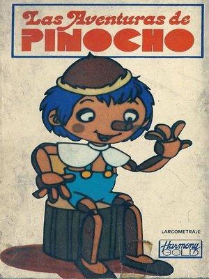 cover image of Las Aventuras De Pinocchio
