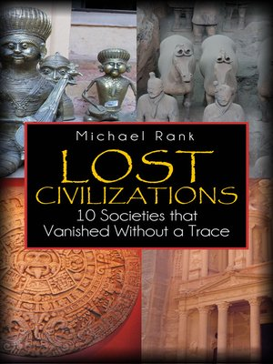 cover image of Lost Civilizations