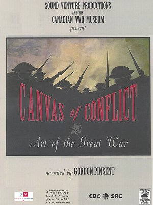 cover image of Canvas of Conflict
