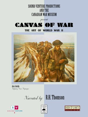 cover image of Canvas of War