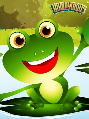 cover image of Little Green Frog
