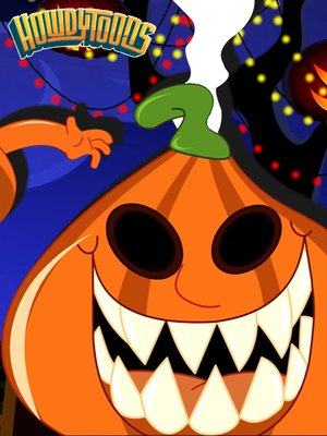 cover image of Five Little Pumpkins
