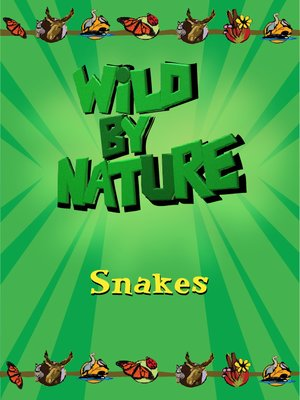 cover image of Wild By Nature Shorts, Epsiode 13