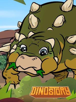 cover image of Jenny Was an Ankylosaurus