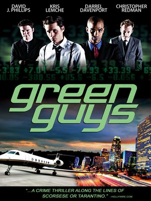 cover image of Green Guys