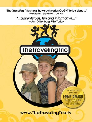 cover image of The Traveling Trio, Season 1, Episode 3