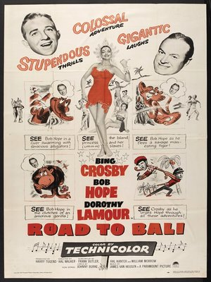 cover image of Road to Bali