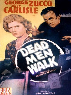 cover image of Dead Men Walk
