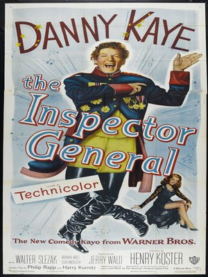 cover image of The Inspector General