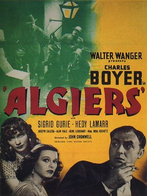 cover image of Algiers