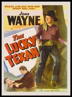 cover image of The Lucky Texan