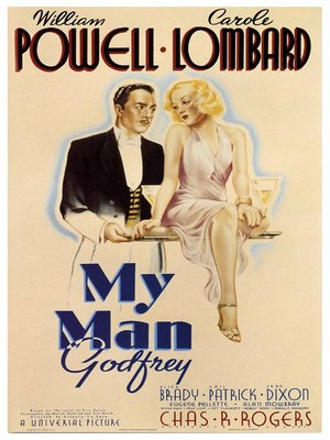 cover image of My Man Godfrey