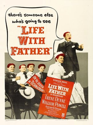 cover image of Life with Father