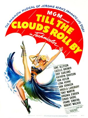 cover image of Till the Clouds Roll By