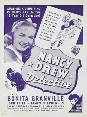 cover image of Nancy Drew, Reporter