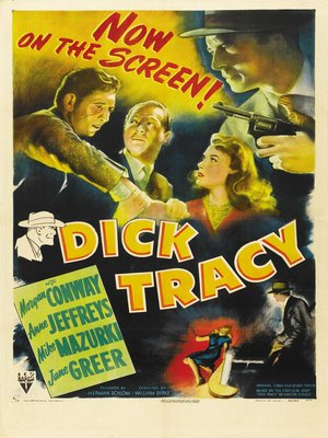 cover image of Dick Tracy, Detective