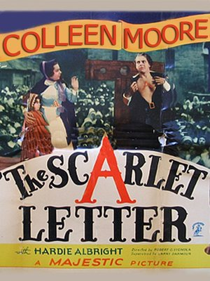 cover image of Scarlet Letter