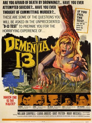cover image of Dementia 13
