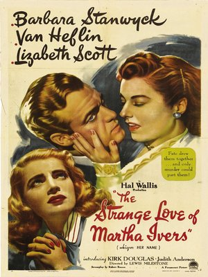 cover image of Strange Love of Martha Ivers