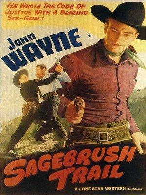 cover image of Sagebrush Trail