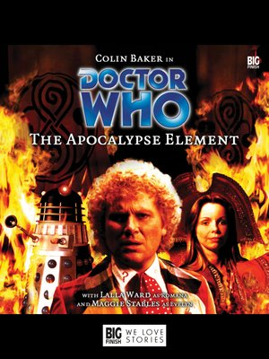 cover image of The Apocalypse Element