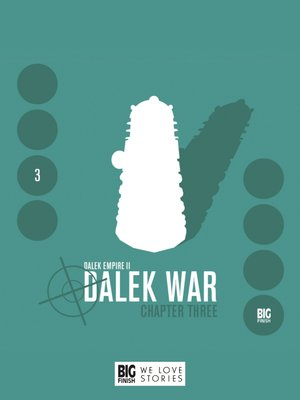 cover image of Dalek War Chapter 3