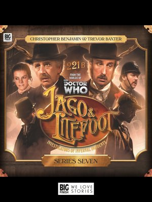 cover image of Jago & Litefoot Series 07