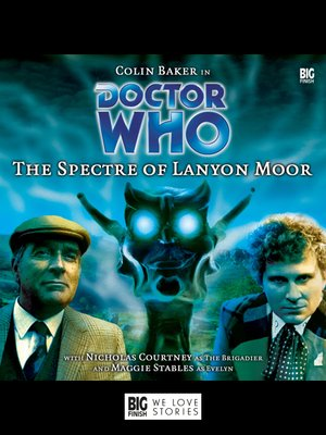 cover image of The Spectre of Lanyon Moor
