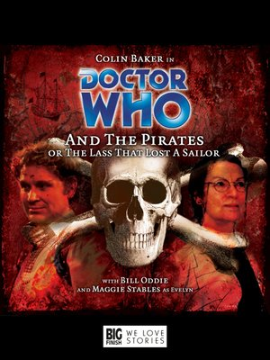 cover image of Doctor Who and the Pirates