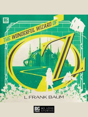 cover image of The Wonderful Wizard of Oz