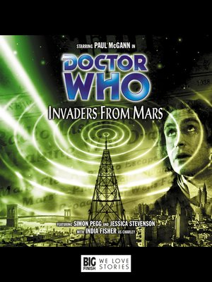 cover image of Invaders from Mars