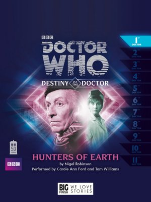 cover image of Hunters of Earth