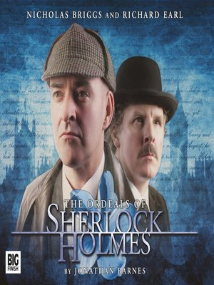 cover image of The Ordeals of Sherlock Holmes