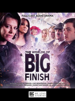 cover image of The Worlds of Big Finish