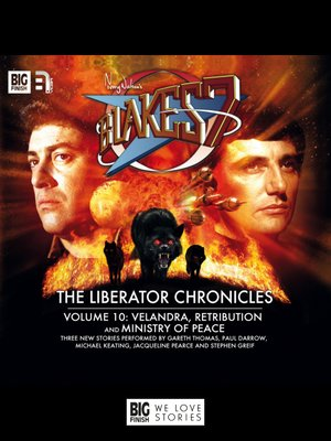 cover image of The Liberator Chronicles, Volume 10