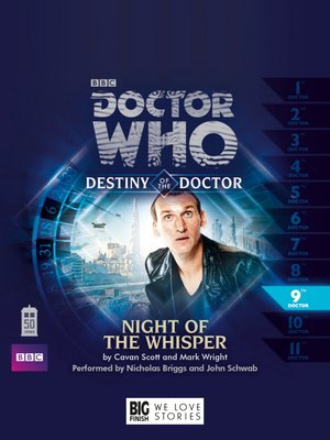 cover image of Night of the Whisper