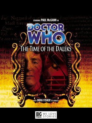 cover image of The Time of the Daleks