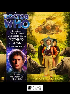 cover image of Voyage to Venus