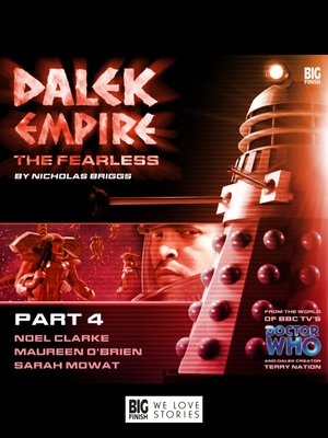 cover image of The Fearless Part 4