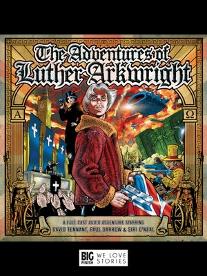cover image of The Adventures of Luther Arkwright