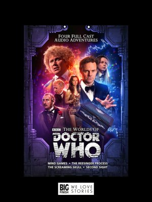 cover image of The Worlds of Doctor Who
