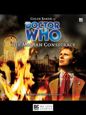 cover image of The Marian Conspiracy